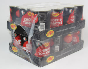 KTC Chopped tomatoes 12 x 396g