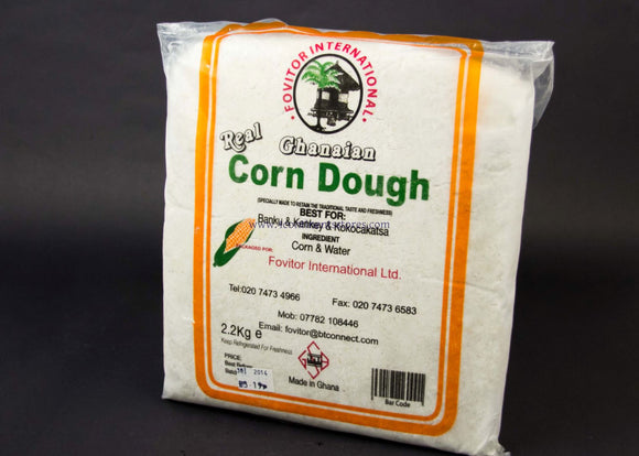 Corn Dough Big