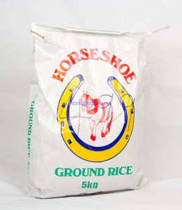 Horseshoe Ground rice 5kg