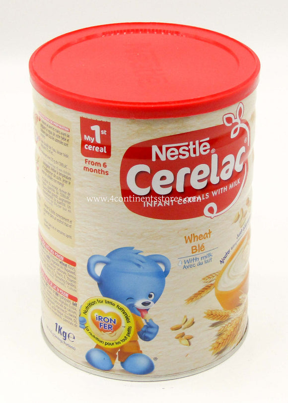 Cerelac Wheat 1k
