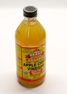 Bragg Apple cider 473ml