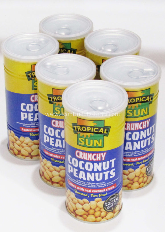 TS Coconut Peanut(Pack of 6)