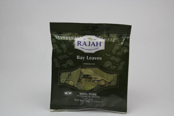 Rajah bay leaves