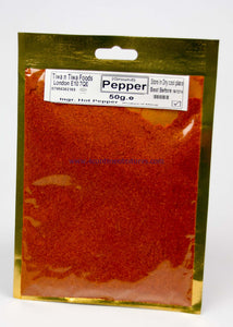 Africa Ground Hot Pepper