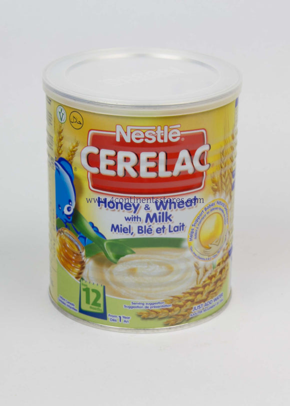 Cerelac Honey & Wheat -400g