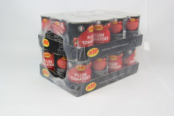 Plum Tomatoes 24Cans