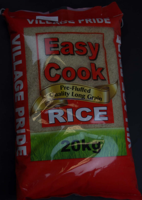 Village pride rice 20kg
