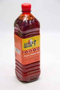 Africa Finest Palm Oil -1 lit