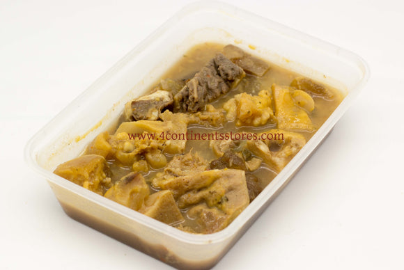 Assorted Peppersoup Meal