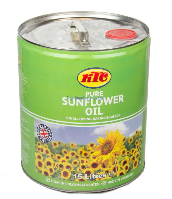 KTC SunOil 15L OFFER