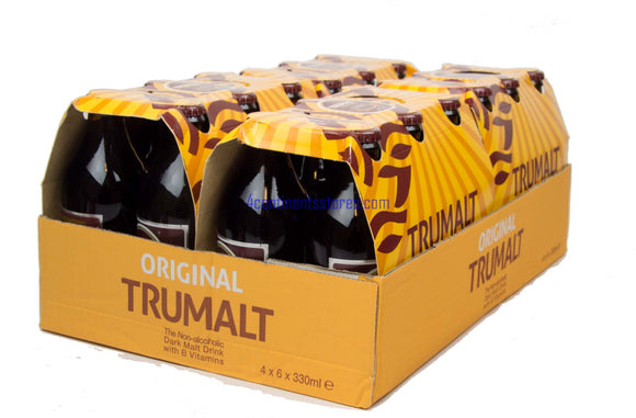 Trumalt Bottles Box