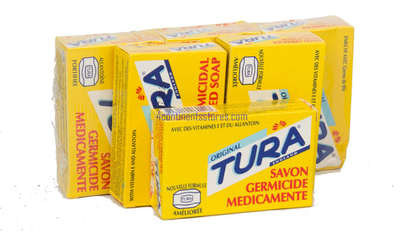 Tura Medicated Pack of 6