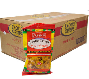 Exotic P/Crisps Box