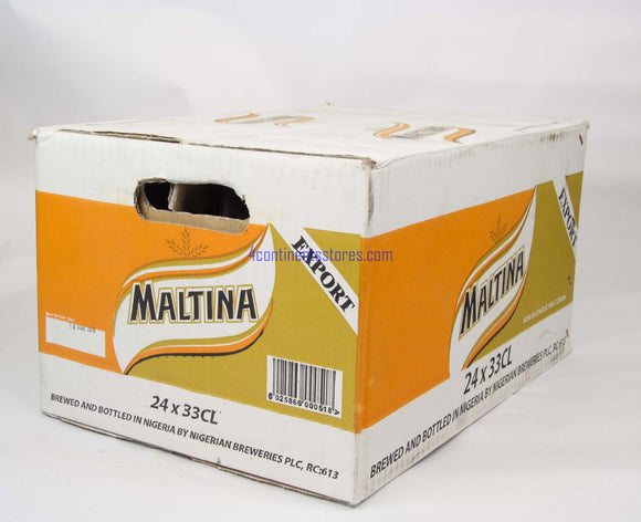 Maltina Box OFFER