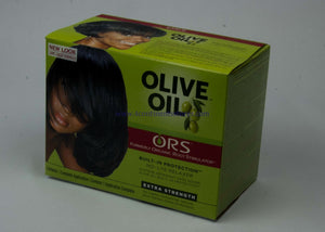Olive Oil Relaxer Super