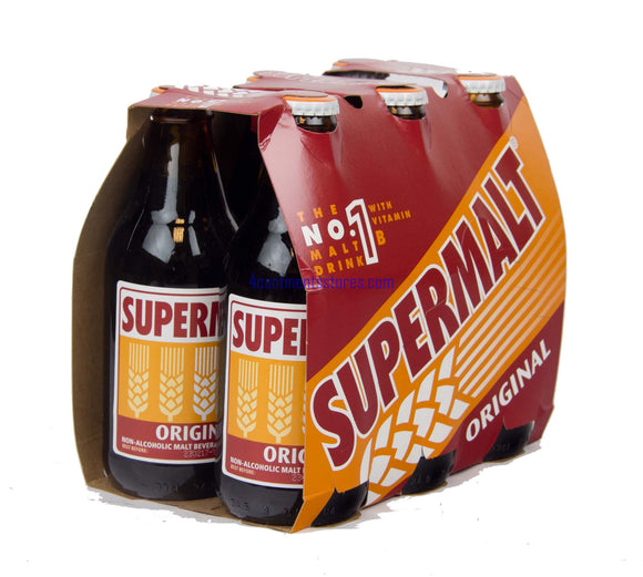 Supermalt Pack of 6