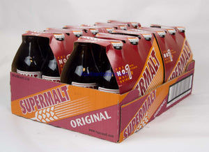Supermalt  bottles box