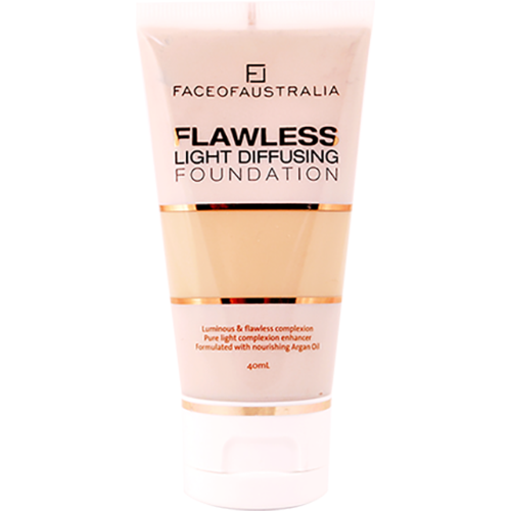 Flawless Light Diffusing Foundation - Beige