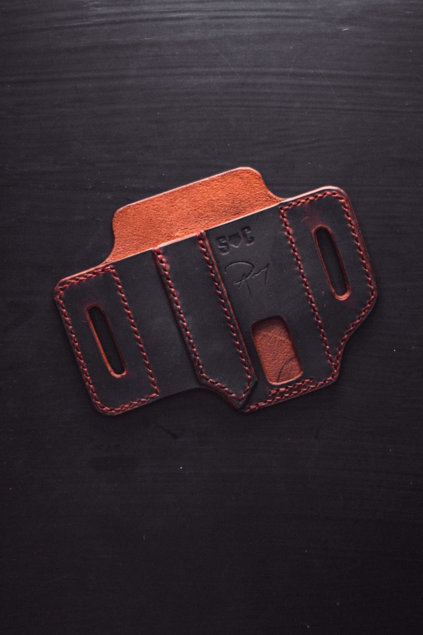 Belt Organiser - Strauss & Co Leathercraft