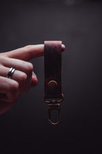 Load image into Gallery viewer, Keyclips - Strauss & Co Leathercraft
