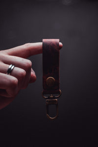 Keyclips - Strauss & Co Leathercraft
