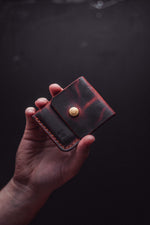Load image into Gallery viewer, Atmos Fold Wallet - Strauss & Co Leathercraft