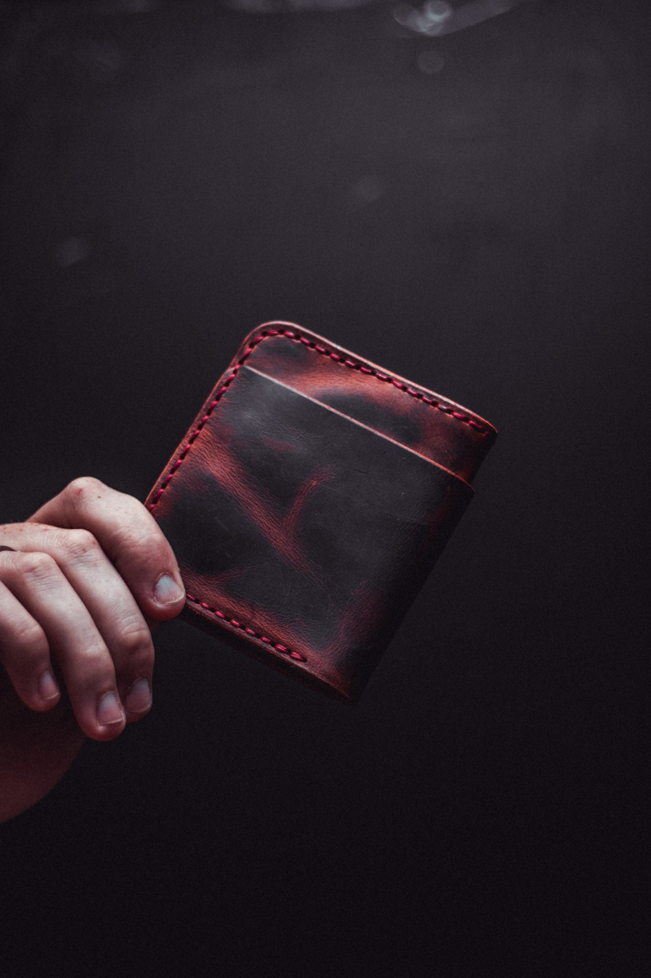 Equatorial Bifold Wallet - Strauss & Co Leathercraft