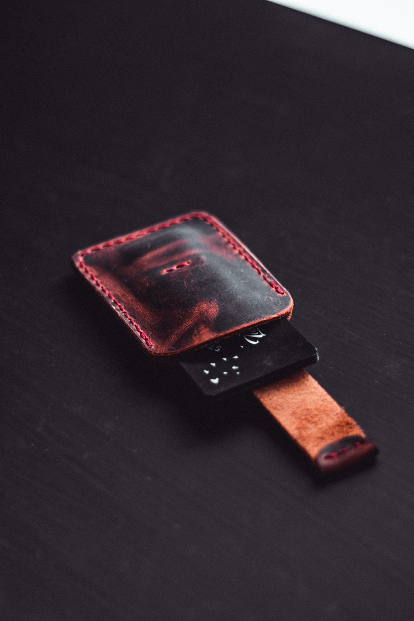 Fledge Wallet - Strauss & Co Leathercraft