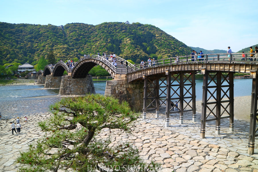 Beautiful bridges throughout Japan