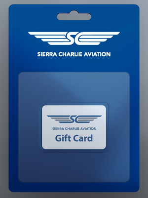 Open image in slideshow, Sierra Charlie Aviation Gift Card