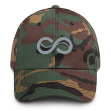 Load image into Gallery viewer, Coffee Infinite Dad hat