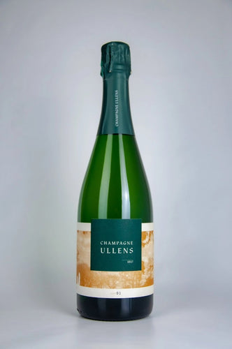 Champagne Ullens - Domaine de Marzilly - Brut lot 2