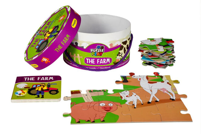The Farm-Puzzle Play