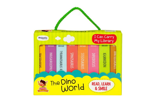 The Dino World-Little Library