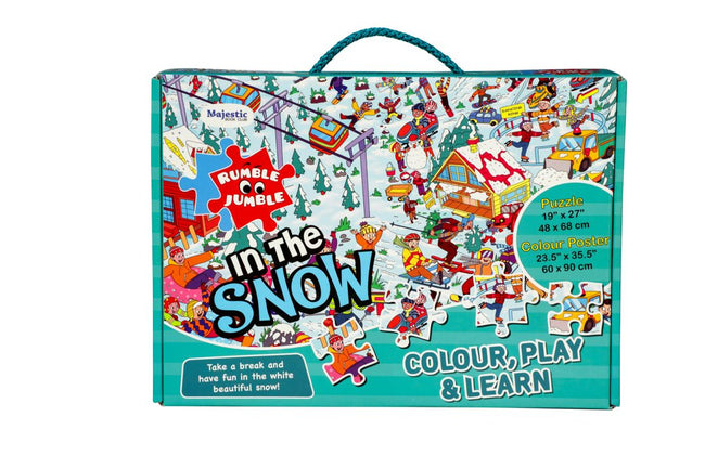 Rumble Jumble- In The Snow