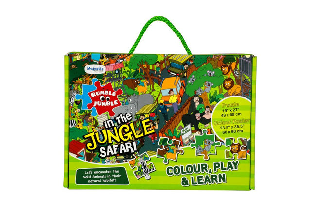 Rumble Jumble- Jungle Safari