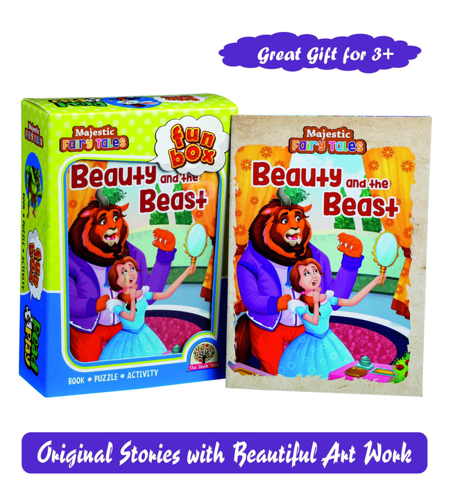 Beauty and The Beast-Fun Box
