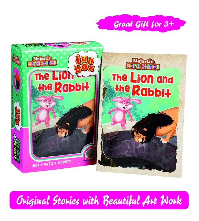 The Lion and The Rabbit-Fun Box