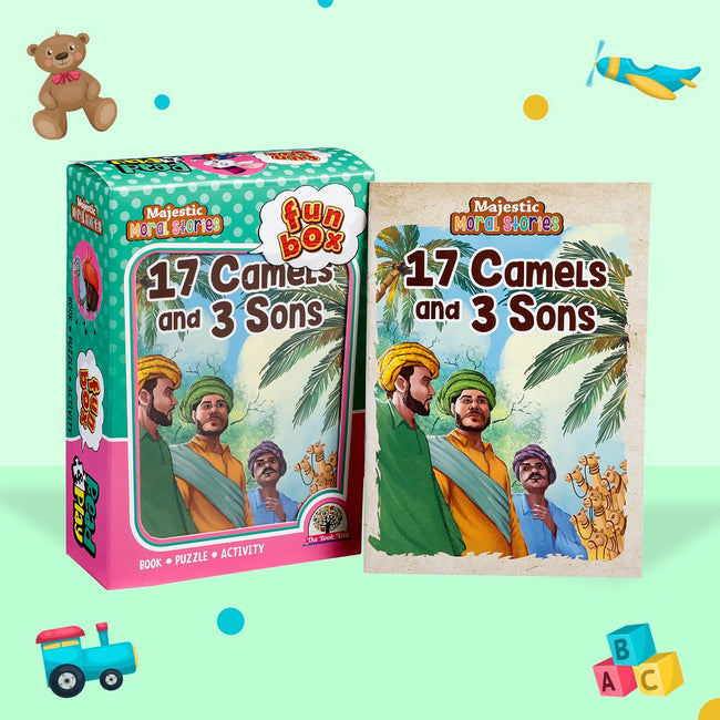 17 Camels and 3 Sons-Fun Box