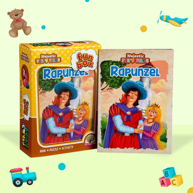 Rapunzel-Fun Box