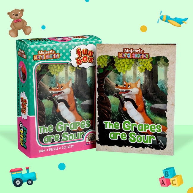 The Grapes Are Sour-Fun Box