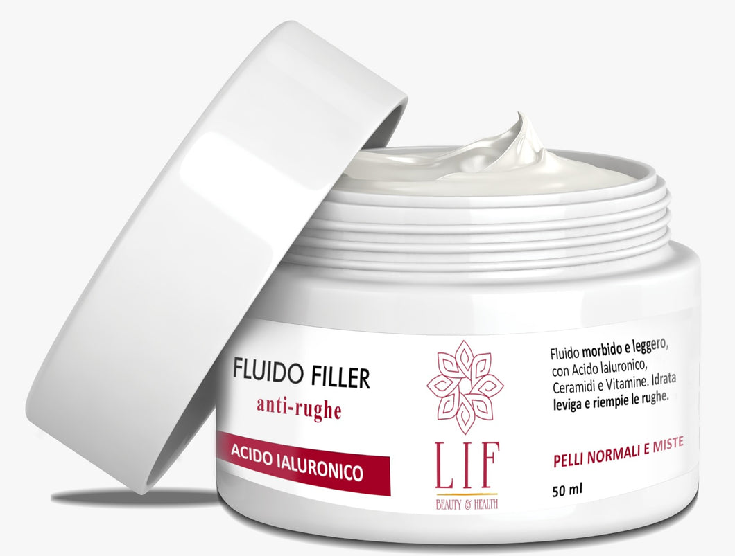 Fluido Filler Anti Rughe