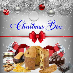 CHRISTMAS BOX- tante ghiottonerie low-carb per restare in forma anche a Natale