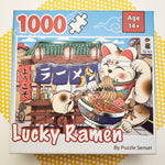 Load image into Gallery viewer, Lucky Ramen 1000pc puzzle