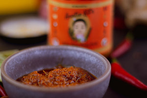 Extra Spicy Curry Paste