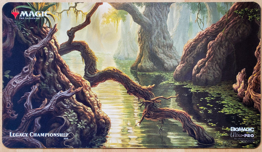 Bayou - Eternal Weekend 2019 - Legacy Championship Asia - MTG Playmat