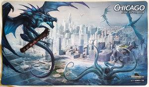 Grand Prix Chicago 2014 - MTG Playmat