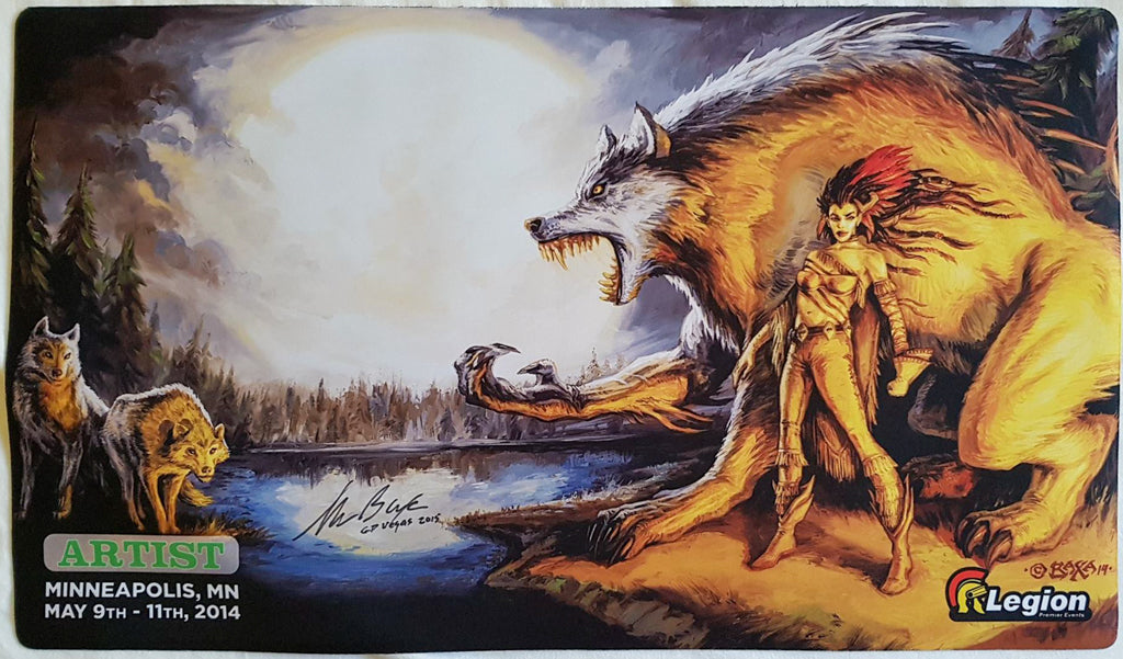 Grand Prix Minneapolis 2014 - MTG Playmat