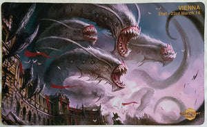 Grand Prix Vienna 2014 - MTG Playmat