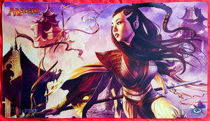 Monastery Swiftspear - Signed by Artist - MTG Playmat